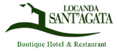 Locanda Sant'Agata, boutique hotel and restaurant