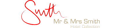 logo mr and mrs smith