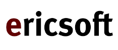 Ericsoft logo